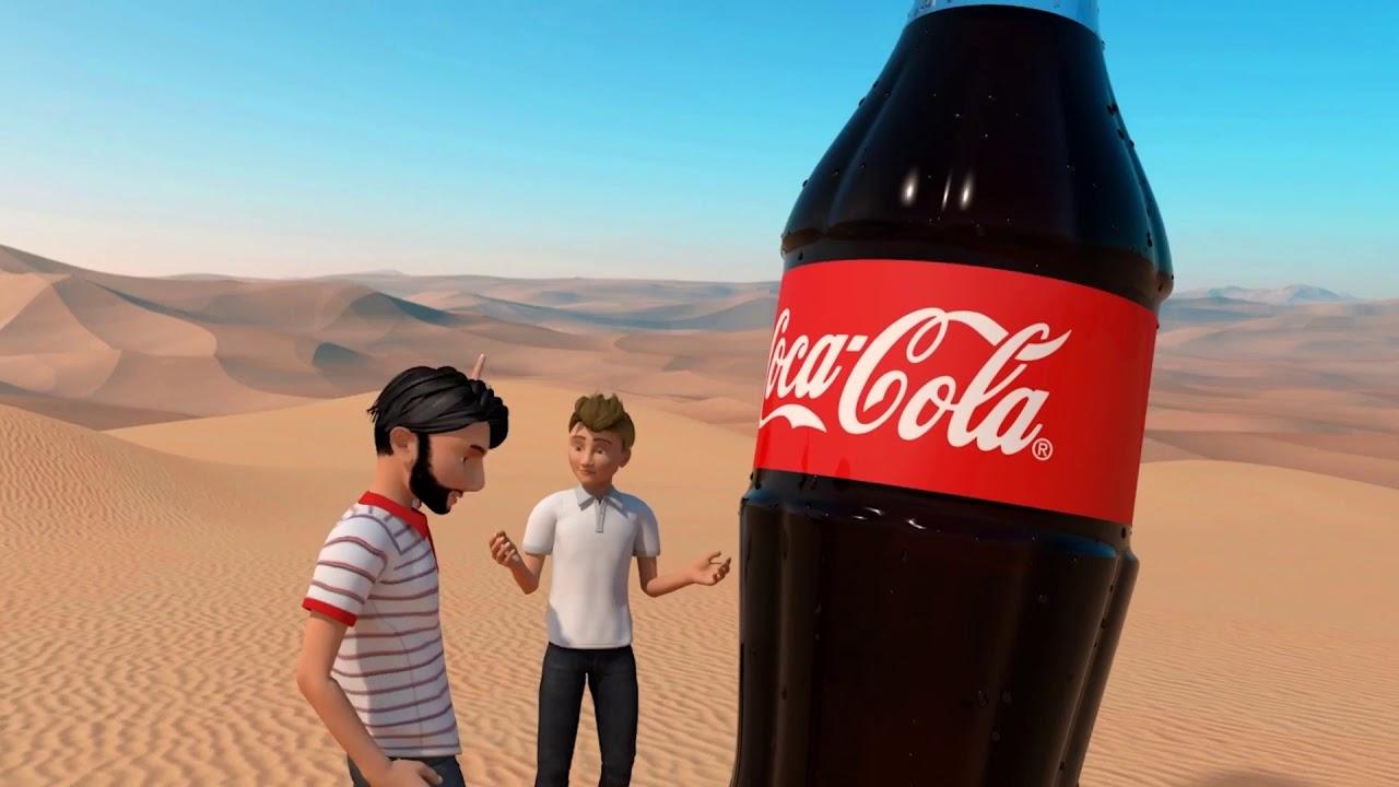 Mimic Projects | Coke TV Animation Short