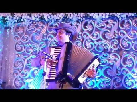 sj prasanna - Kilthe hai gul yaha sharmilee hindi film song instrumental on accordion
