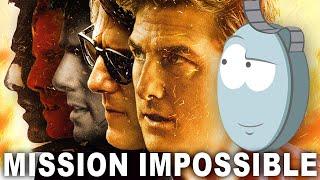 La saga Mission Impossible : l'analyse de M. Bobine