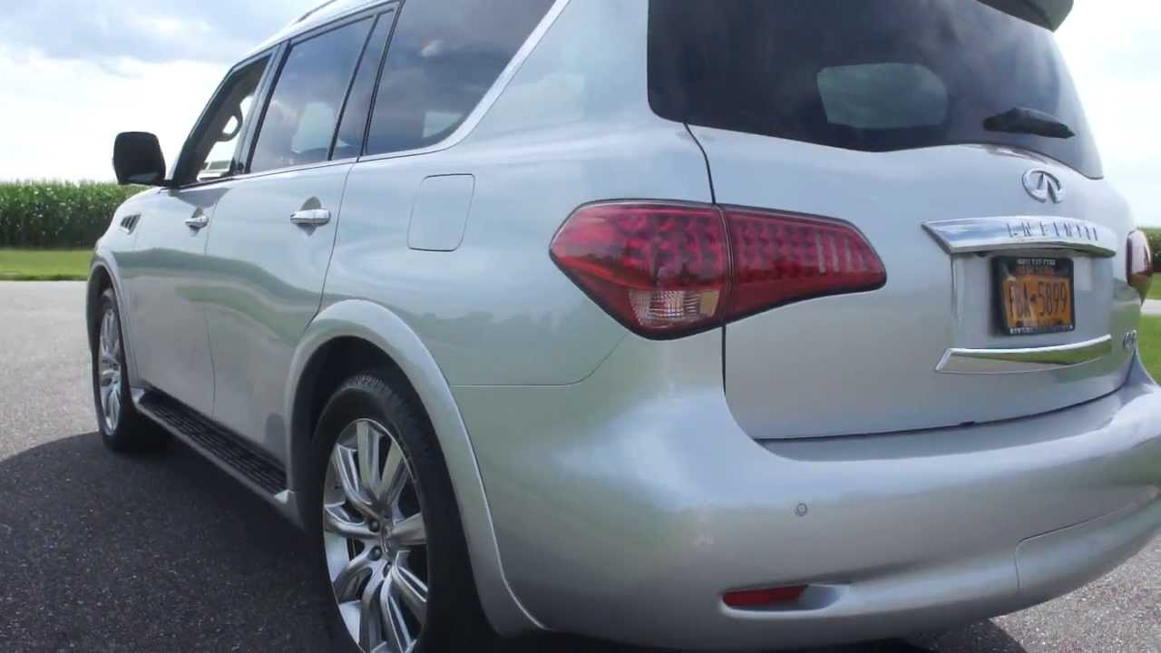2011 infiniti qx56 for saleloadednavigationdual dvdsheated 2011 infiniti qx56 for saleloadednavigationdual dvdsheated seatslow milessalvage title vanachro Gallery