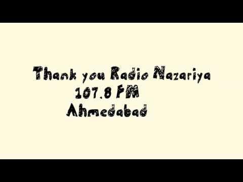 Radio Nazariya | 107.8 FM | Drishti media | Ahmedabad | Training session - Snippets | Memories |