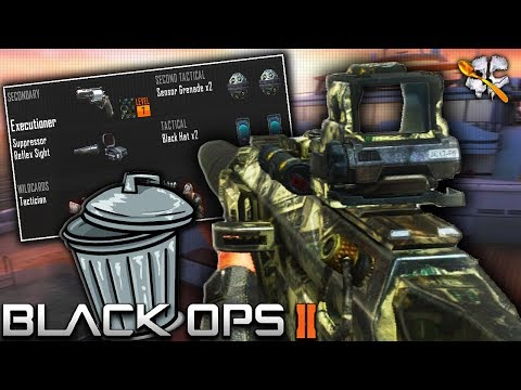 Creating the WORST Class in Black ops 2