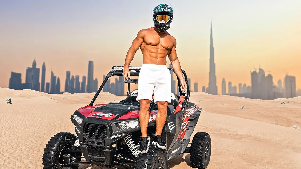 A Very Extra Holiday In Dubai