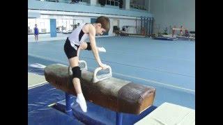 Чемпионат Днепропетровской обл  по спортивной гимнастике среди детей 2003-2204 г.р.
