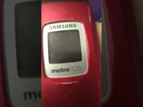 Samsung SCH R300 Off/On (External Display)
