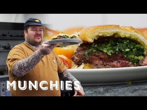 How-To Make a Steak Sandwich with Matty Matheson
