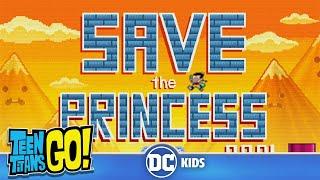 Teen Titans Go! in Italiano   Super Robin a 8-bit