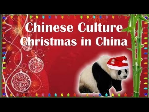 Chinese Culture - Do Chinese People Celebrate Christmas in China ...