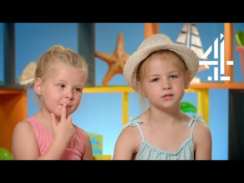 Download Youtube: Teaching Your Younger Sister How to Swim | The Secret Life of 4, 5 & 6 Year Olds on Holiday