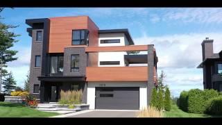 Maison moderne / Modern house