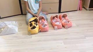 Обзор на мягкие игрушки Budi Basa Кота Басик Baby и Кошечек Ли Ли