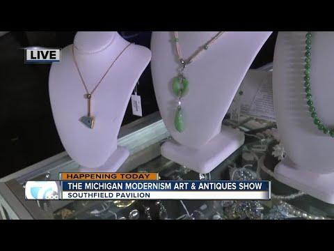 Modern Art & Antiques Show