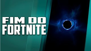 O FIM do Fortnite