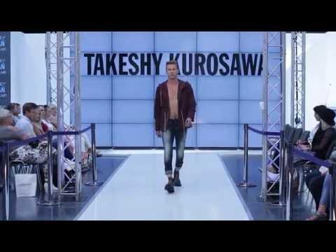 TAKESHY KUROSAWA - Catwalk @ Poznan Fashion Fair