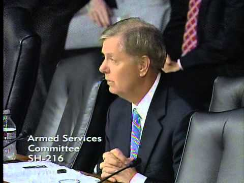 Graham at Senate Armed Services Committee