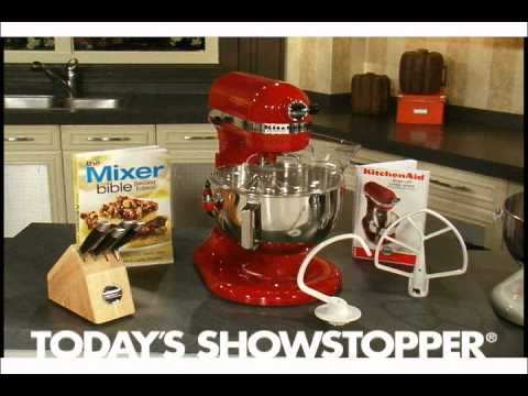 Kitchenaid Mixer Special Offer the shopping channel - kitchenaid special offer + contest! - youtube
