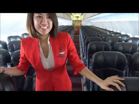 Flying Air Asia from Phuket (HKT) to Bangkok (DMK) April 2017