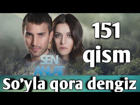 Soyla qora dengiz 151 qism uzbek tilda #LAYK