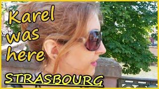 #VLOG Fransa Strasbourg | KAREL BURADAYDI #1