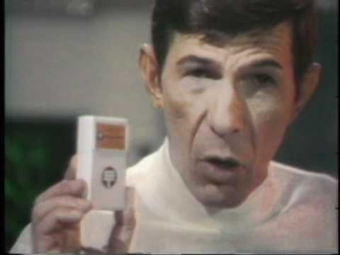 Leonard Nimoy EdTel Pager Commercial