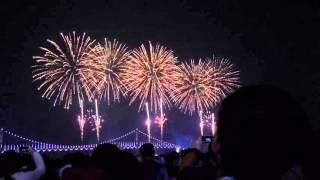 Busan Fireworks! Pt. 1!