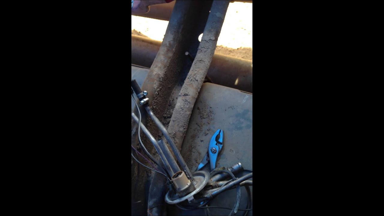 Ac Compressor Relay Wiring Diagram 1996 Chevy 1500 Gas Fuel Gauge Problem Easy Fix Youtube