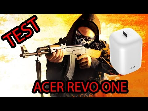 Counter Strike Global Offensive on Acer Revo One - testing FPS