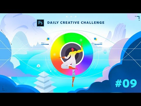 Photoshop Daily Creative Challenge #09