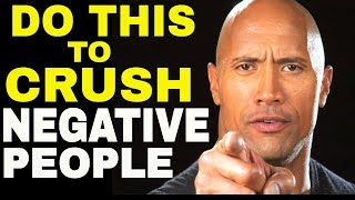 #1 Most Powerful Way to Deal With NEGATIVE & TOXIC People Using LAW OF ATTRACTION | The Secret Video