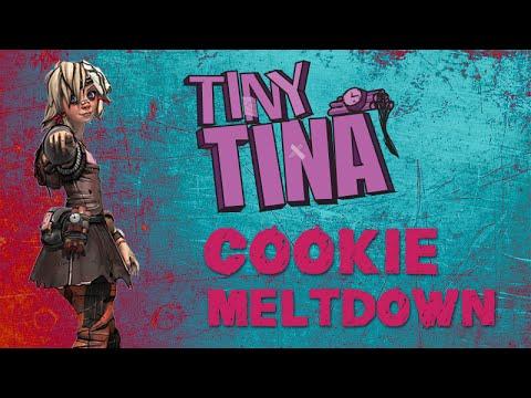 Tiny Tina Cookie Meltdown Youtube