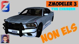 ZMODELER 3  THE CHARGER  NON ELS  ZMODELER 3 SUPPORT AND HELP