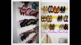 Closet Shoe Storage - Shoe Storage For Closets