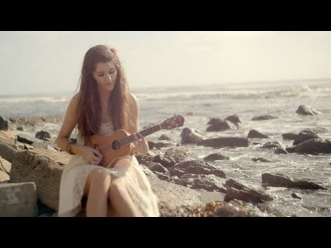 Camp on a Beach - Olivia Mitchell - acoustic music video