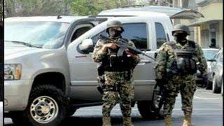 Repeat youtube video Fuerte Balacera en Vivo Entre Soldados y Sicarios En Cerralvo Nuevo Leon (6 Sicarios Muertos)