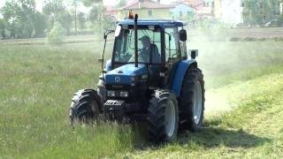 New Holland - Ford - 7740 - 1/2