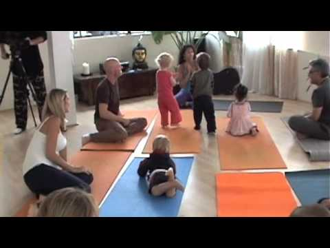 Wee Yogis Play: We Are Sleeping