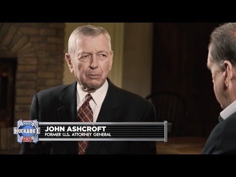 John Ashcroft Is Troubled By The Department Of Justice | Huckabee