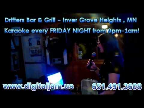 Drifters Bar & Grill - Karaoke