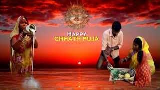 TOP BHOJPURI CHHATH PUJA SONG 2015 // Chali chali chhathi ghat