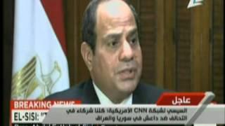 بالفيديو.. السيسي: مصر لن تدخل مسابقة التسلح النووي.. ونؤيد الاتفاق الإيراني