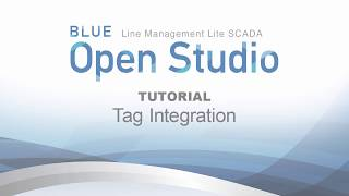 Video: BLUE Open Studio Tutorial #8: Tag Integration