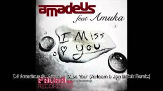 "DJ Amadeus ""I Miss You"" (Airloom & Jon Billick Remix) [Pacha Recordings]"