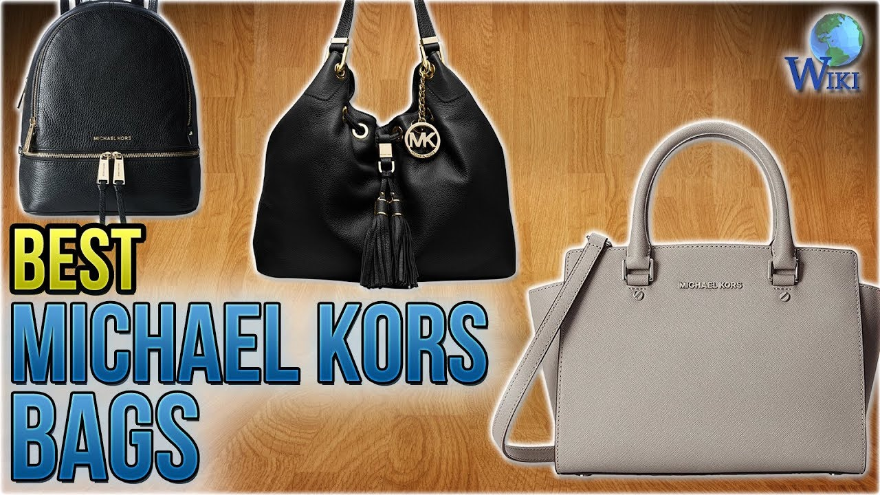 hot products uk cheap sale competitive price 10 Best Michael Kors Bags 2018 - YouTube