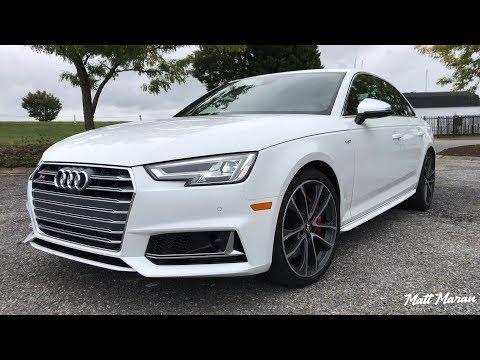Quick Drive: 2018 Audi S4