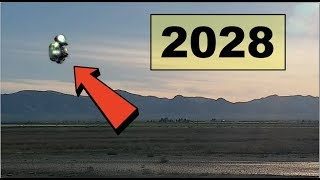 Time Traveler From 2028 Reveals Video Of First Ever Time Traveling Machine Again