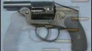Antique Revolver's