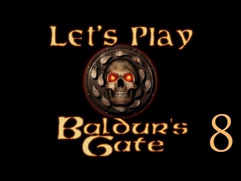 Let's Play Baldur's Gate with the Boyfriend (TwitchyChris)! Part 8