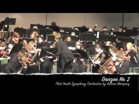 Flint Youth Symphony Orchestra & Flint Festival Youth Chorus @ Goodrich High School Spring 2012