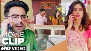 Madam Ekdum Kanpuriya Hogai Hai | Comedy Scene | Pati Patni Aur Woh | Kartik A, Bhumi P, Ananya P |
