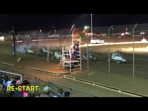 Canyon Speedway Park - short track racing action
